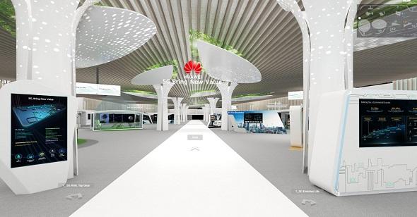 Huawei Carrier Congress 2020