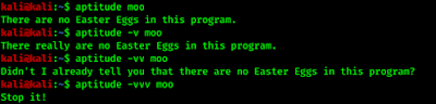 moo funny linux command