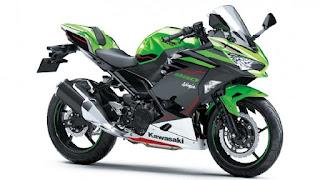 Kawasaki Ninja 250 2 Silinder Livery KRT 2021