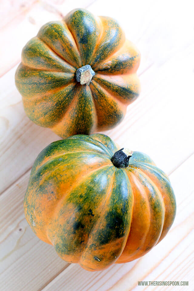 Healthy Seasonal Fall Food: Acorn Squash