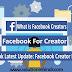 Facebook Creator Kya Hai? What Is Facebook Creator In Hindi