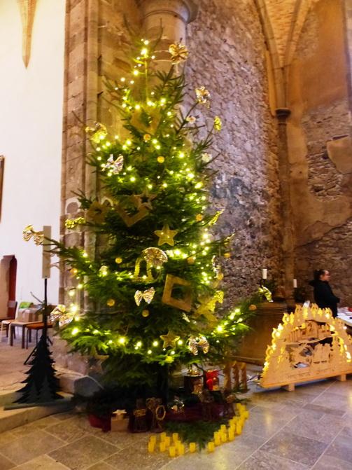 Weihnachtslieder Kirche.Südharz Kurier Strahlender Lichterglanz Und Weihnachtslieder In