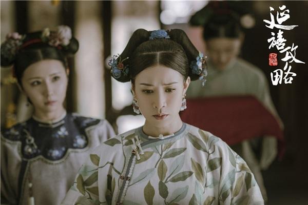 สนมเสียน (เสอซือม่าน) @ Story of Yanxi Palace เล่ห์รักตําหนักเหยียนสี่ (เล่ห์รักวังต้องห้าม: 延禧攻略)
