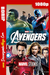 The Avengers (2012) BDRip 1080p Latino-Ingles