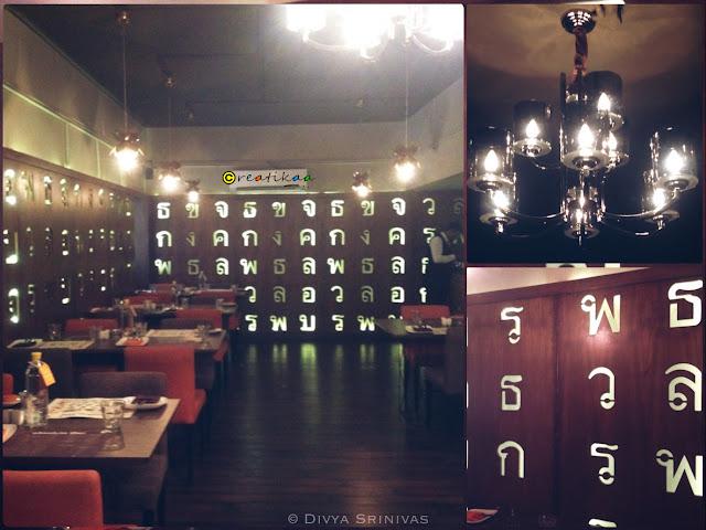 Absolute Thai - Teynampet Chennai - Restaurant Review