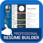 تحميل تطبيق Professional Resume Maker & CV builder PDF format 1.0.7.apk