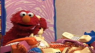 Sesame Street Elmo's World Telephones