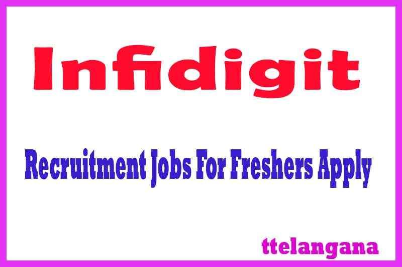 Infidigit Recruitment Jobs For Freshers Apply