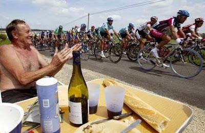 Tour de France vin chilien polémique blog Beaux-Vins