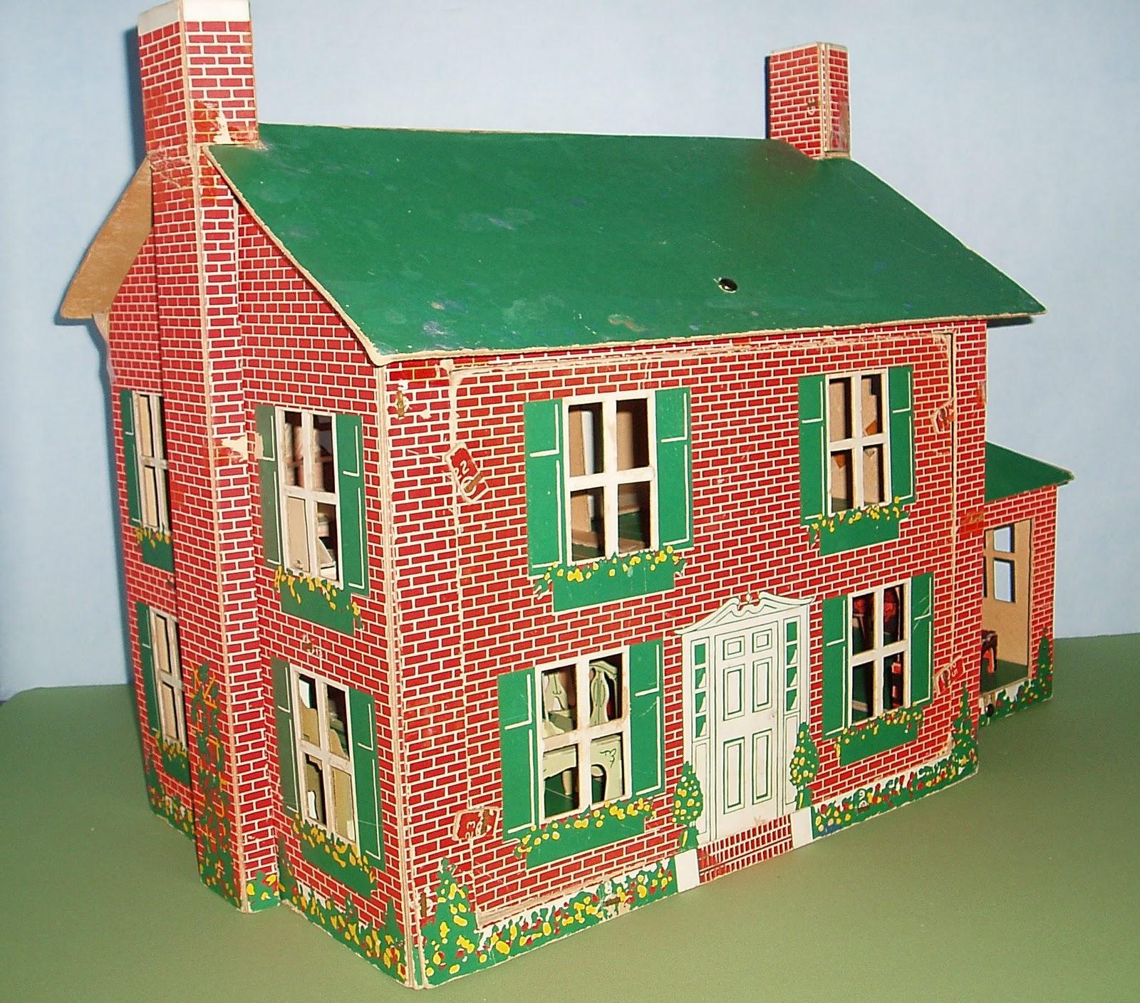My Vintage Dollhouses: Fairy Princess Doll Furniture