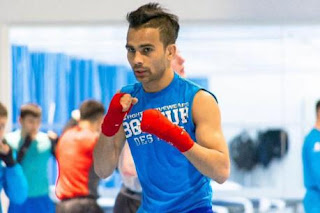 Spotlight : Gaurav Bidhuri settles for bronze in World Championships