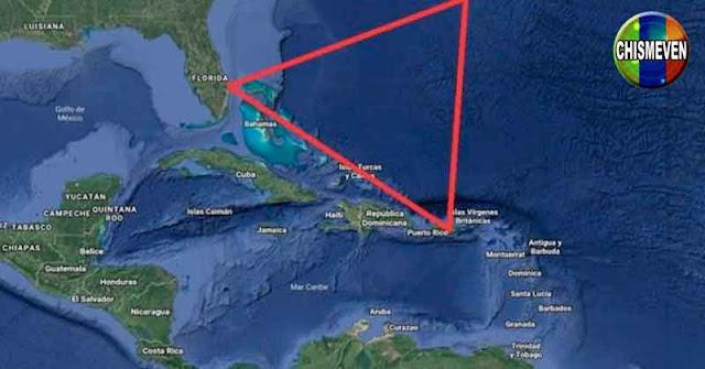 Desaparece un barco con 20 personas a bordo en el Triángulo de las Bermudas