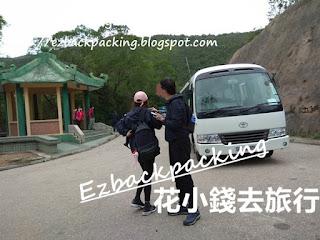 西灣亭小巴NR29