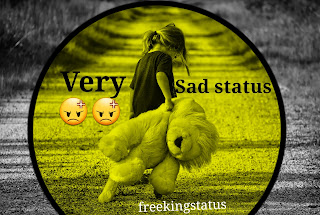 very sad status , sad status photos