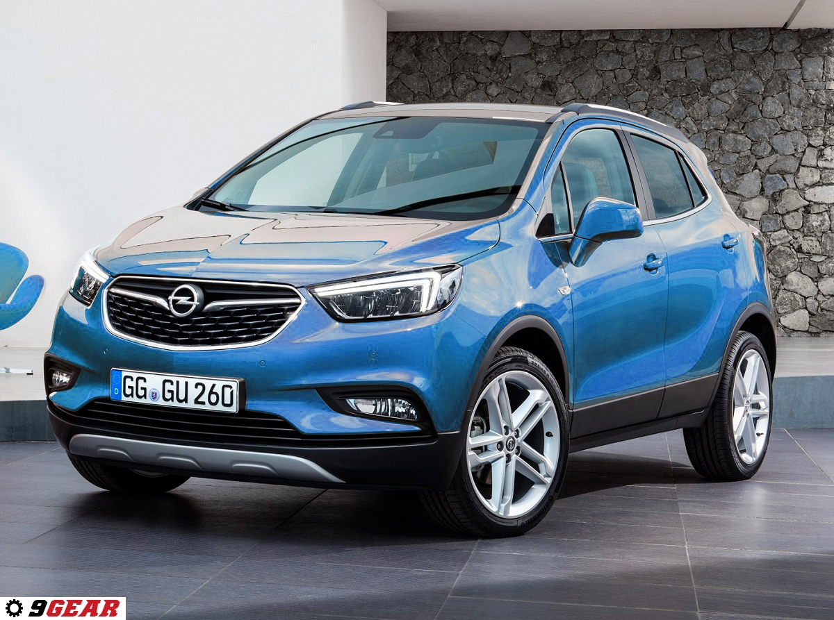 New Opel Mokka X to launch at Geneva show  Car Reviews  New Car Pictures for 2018, 2019