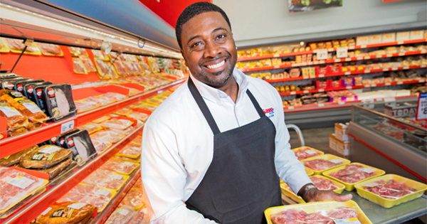 Tyrone Legette, founder of Black-owned grocery store