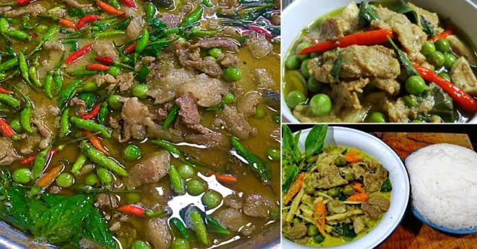 สอนทำแกงเขียวหวาน เผ็ดอร่อย หอมเครื่องแกง ทานคู่กับข้าวสวยร้อนๆ