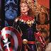 Capitã Marvel ganha novos poderes