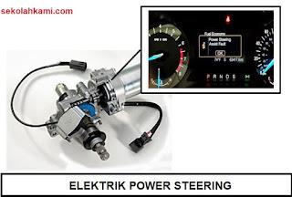elektrik power steering berat