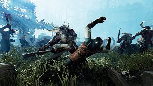 Warhammer Vermintide 2: Winds of Magic Gameplay