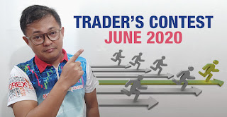 June 2020 Promo (Forex Traders Contest) Trading Philippines Beginners Tutorial
