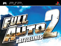 Download Game Full Auto 2: Battlelines ISO - PPSSPP