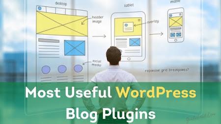 Most Useful WordPress Blog Plugins
