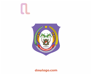 Logo Provinsi Gorontalo Vector Format CDR, PNG