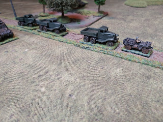 Soviet motorised rifle infantry hit the road!