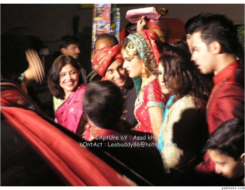 Mani And Hira Full Wedding Pictures And Video All