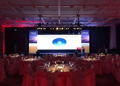 Công ty bán màn hình led p2 indoor tại Tây Ninh