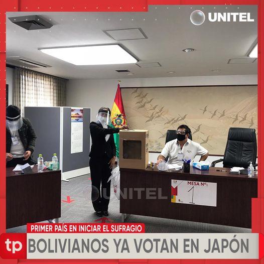 Elecciones Presidenciales Bolivia 2020: Cronología de la jornada electoral