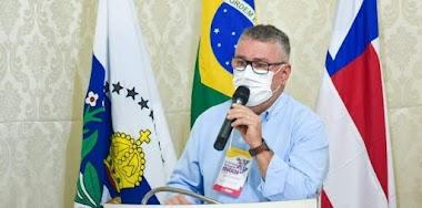 Prefeito de Irará interrompe sessão da Câmara de Vereadores para chamar antecessor de 'vagabundo' e 'ladrão'