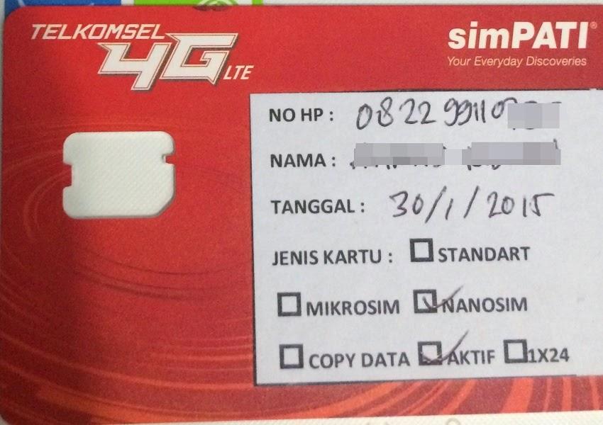 Cara Registrasi Dan Daftar Paket Jaringan 4g Lte Telkomsel Dasbor