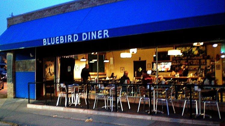 Bluebird Cafe Iowa City