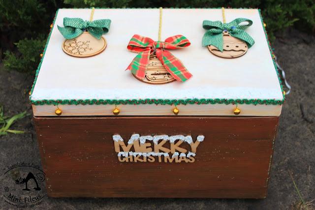 Bożonarodzeniowy Kuferek