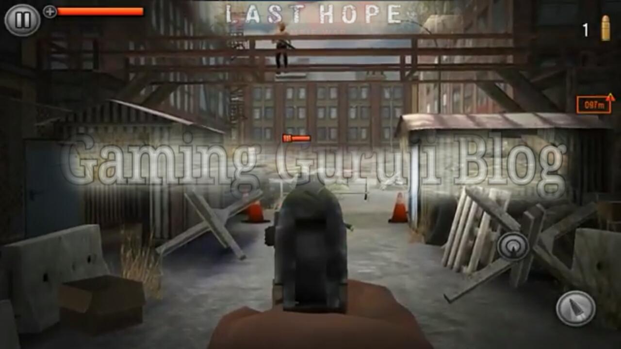 Last Hope Sniper Zombie War