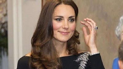 Kate Middleton, Duchess of Cambridge, Inggris