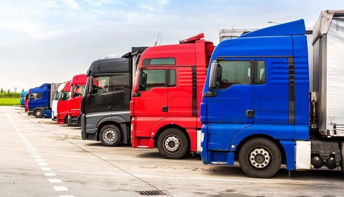 União Europeia investirá 100 milhões de Euros em pontos de parada e descanso para caminhoneiros