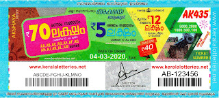 Keralalotteries.net, akshaya today result: 4-3-2020 Akshaya lottery ak-435, kerala lottery result 4.3.2020, akshaya lottery results, kerala lottery result today akshaya, akshaya lottery result, kerala lottery result akshaya today, kerala lottery akshaya today result, akshaya kerala lottery result, akshaya lottery ak.435 results 04-03-2020, akshaya lottery ak 435, live akshaya lottery ak-435, akshaya lottery, kerala lottery today result akshaya, akshaya lottery (ak-435) 04/03/2020, today akshaya lottery result, akshaya lottery today result, akshaya lottery results today, today kerala lottery result akshaya, kerala lottery results today akshaya 4 3 20, akshaya lottery today, today lottery result akshaya 4/3/20, akshaya lottery result today 04.03.2020, kerala lottery result live, kerala lottery bumper result, kerala lottery result yesterday, kerala lottery result today, kerala online lottery results, kerala lottery draw, kerala lottery results, kerala state lottery today, kerala lottare, kerala lottery result, lottery today, kerala lottery today draw result, kerala lottery online purchase, kerala lottery, kl result,  yesterday lottery results, lotteries results, keralalotteries, kerala lottery, keralalotteryresult, kerala lottery result, kerala lottery result live, kerala lottery today, kerala lottery result today, kerala lottery results today, today kerala lottery result, kerala lottery ticket pictures, kerala samsthana bhagyakuri