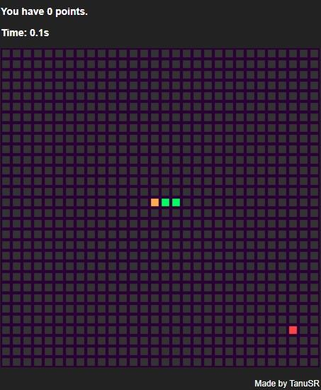 javascript snake source code