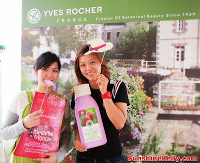 Passport to Yves Rocher, France Beauty Discovery, beauty workshop