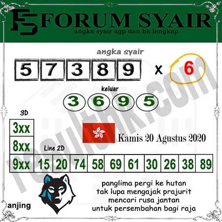 Forum Syair HK Kamis