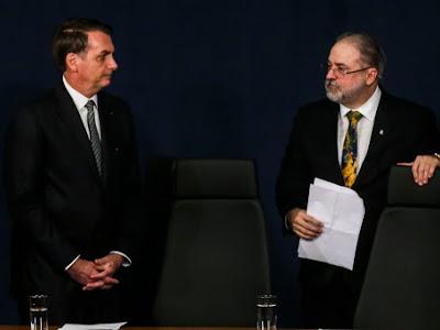 """Aras diz que PGR priorizará combate """"intransigente à corrupção"""""""