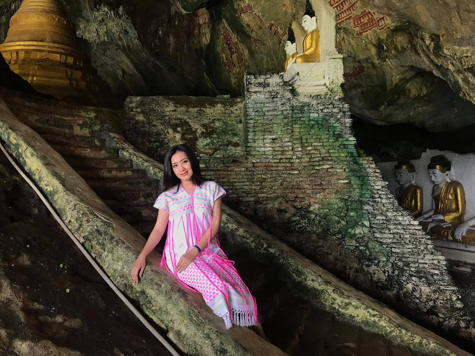 Yu Thandar Tin In Kayin State Beautiful Snaps