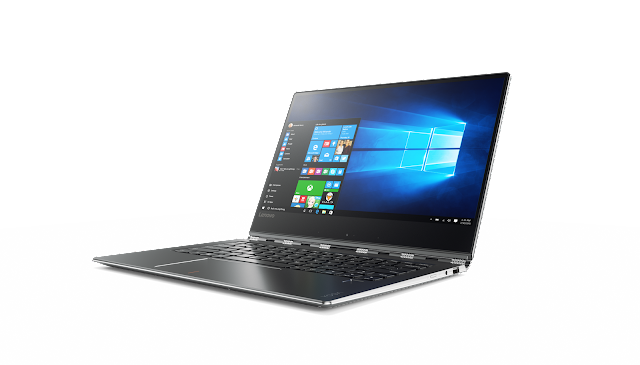 Bir Bilgisayarda Aradığınız Her Şey Lenovo Yoga 910'da