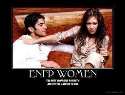 Enfp male description for dating