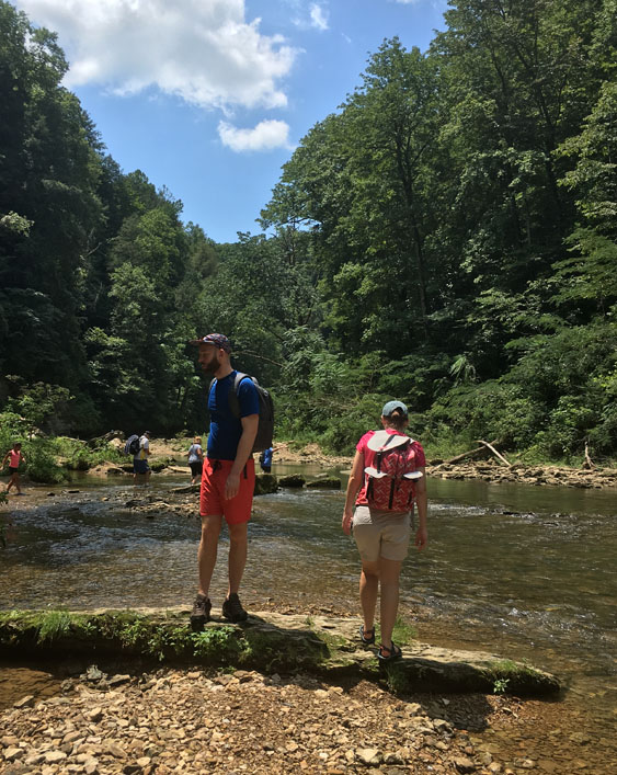 Mohaus Cummins Falls Hiking With Kids