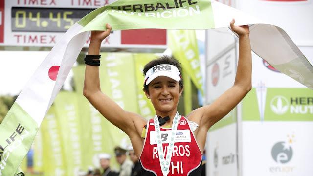 El Running, triatlón