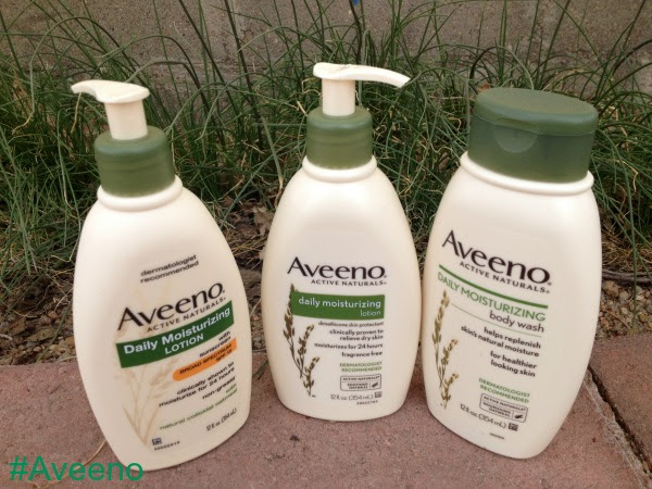Aveeno definitivamente ingredientes naturales que embellecen mi piel!